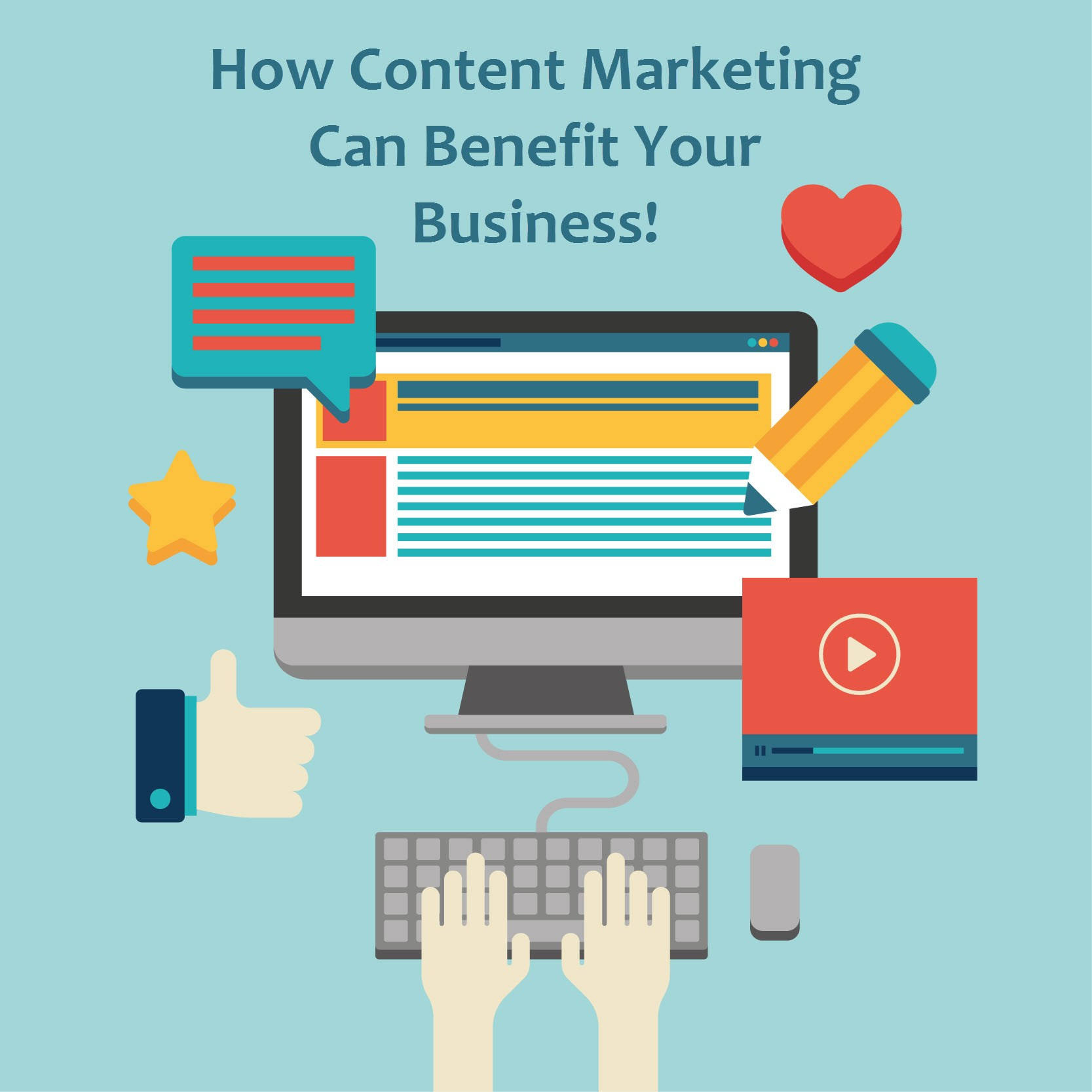 How Can Content Marketing Benefit My Business