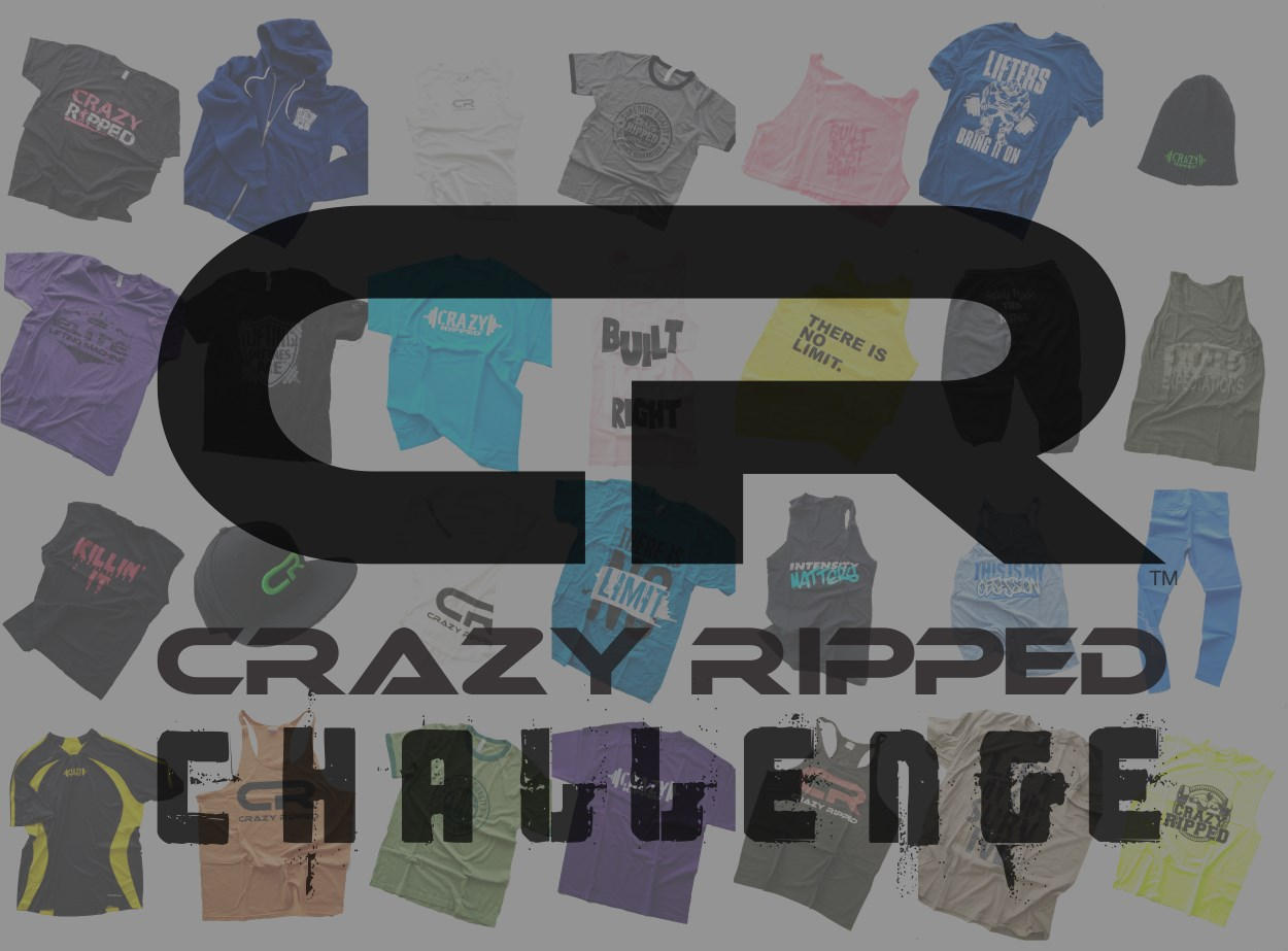 Case Study The Crazy Ripped Challenge